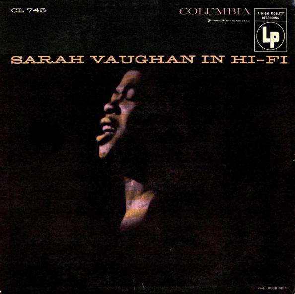 Copertina Disco Vinile 33 giri Sarah Vaughan in Hi-Fi [2 LP] di Sarah Vaughan
