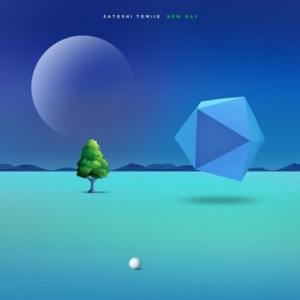 Copertina Disco Vinile 33 giri New Day [2 LP] di Satoshi Tomiie