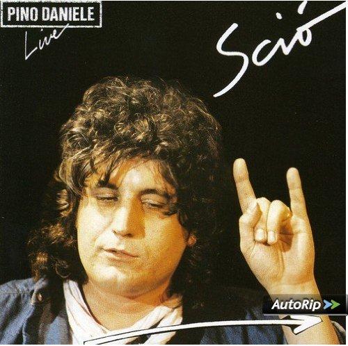 Copertina Disco Vinile 33 giri Sciò [2 LP] di Pino Daniele