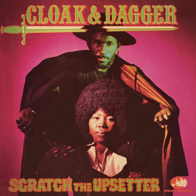Copertina Vinile 33 giri Cloak & Dagger di Scratch The Upsetter