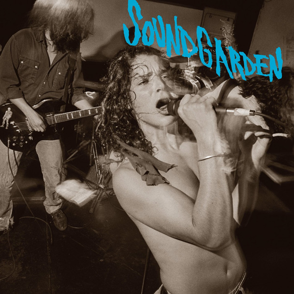 Copertina Disco Vinile 33 giri Screaming Life di Soundgarden