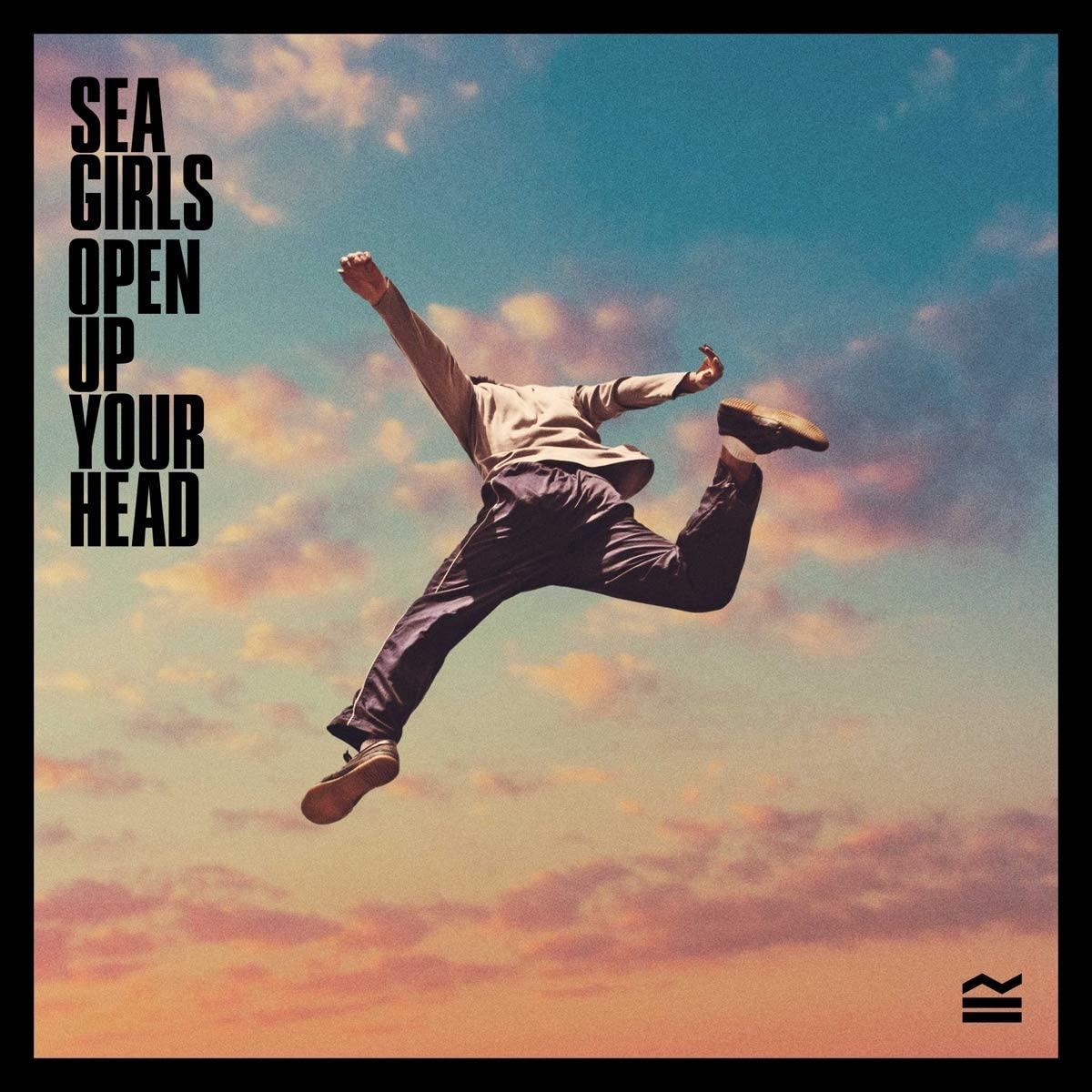 Copertina Vinile 33 giri Open Up Your Head di Sea Girls
