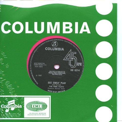 Copertina Disco Vinile 33 giri See Emily Play [Singolo 45 Giri] di Pink Floyd