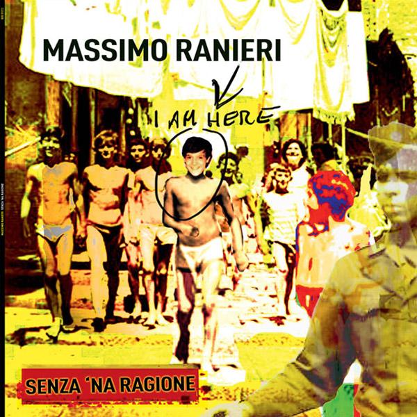 Copertina Disco Vinile 33 giri Senza 'Na Ragione [2 LP] di Massimo Ranieri