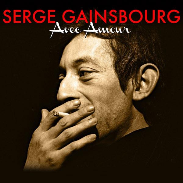 Copertina Disco Vinile 33 giri Avec Amour [2 LP] di Serge Gainsbourg