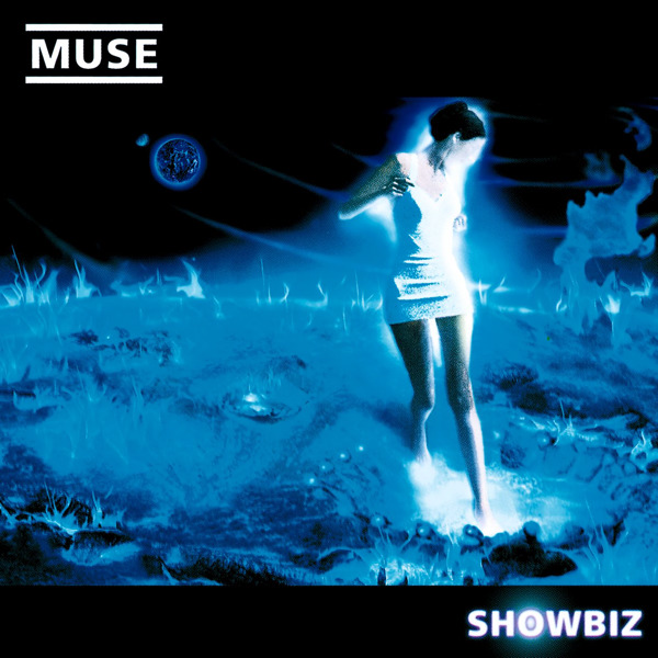 Copertina Disco Vinile 33 giri Showbiz [2 LP] di Muse