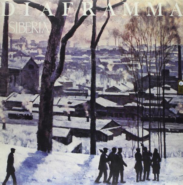 Copertina Disco Vinile 33 giri Siberia [LP+CD] di Diaframma
