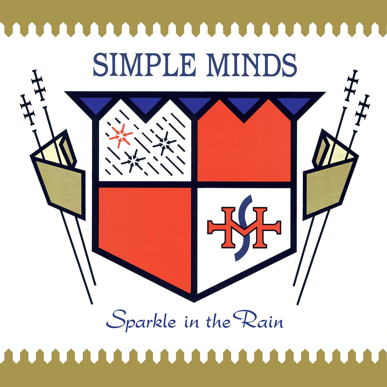 Copertina Disco Vinile 33 giri Sparkle in the Rain di Simple Minds