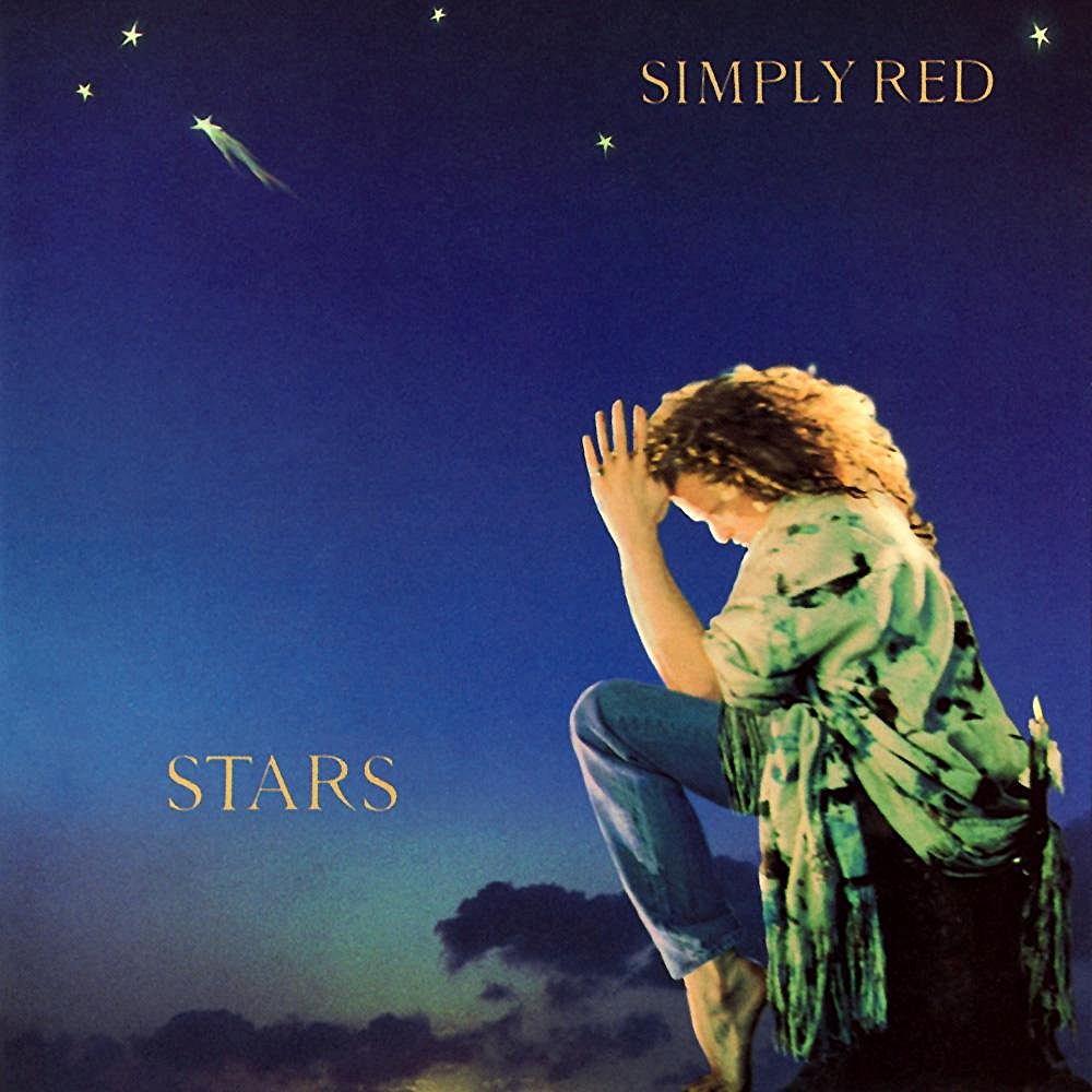 Copertina Disco Vinile 33 giri Stars di Simply Red
