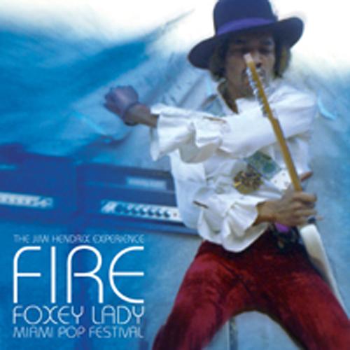 Copertina Disco Vinile 33 giri Fire/Foxey Lady [Singolo 45 Giri] di Jimi Hendrix