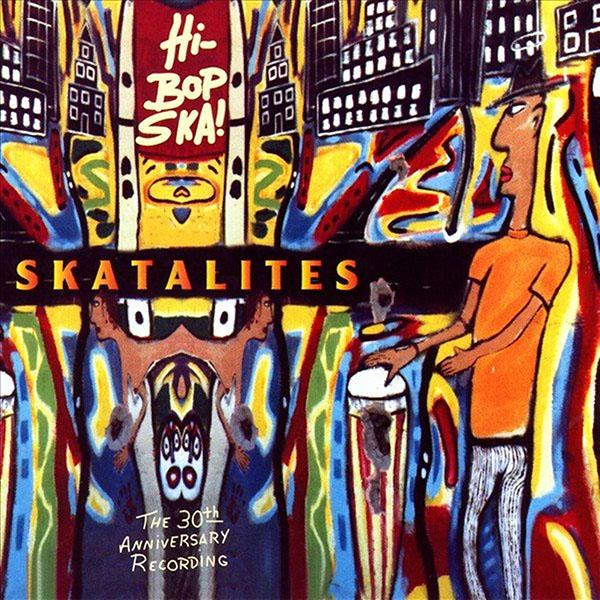 Copertina Vinile 33 giri Hi-Bop Ska di The Skatalites