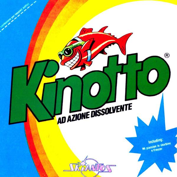 Copertina Disco Vinile 33 giri Kinotto di Skiantos