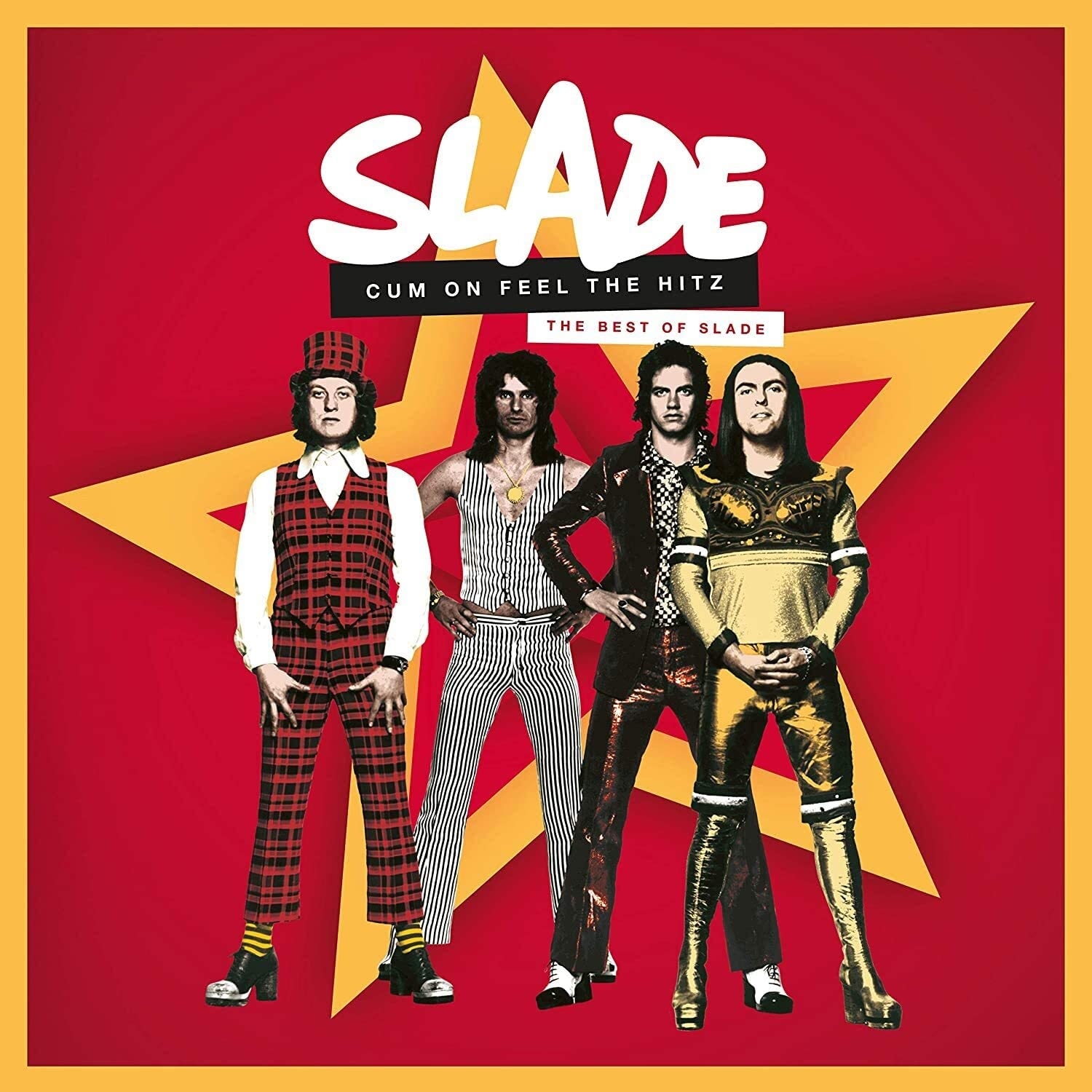 Copertina Vinile 33 giri Cum On Feel The Hitz [2 LP] di Slade