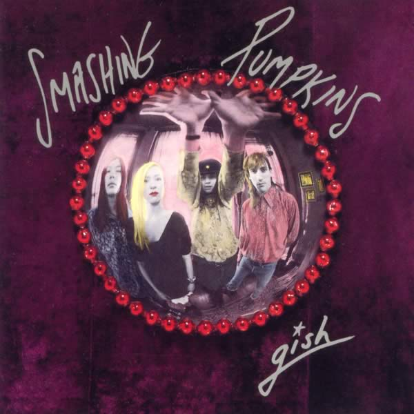 Copertina Disco Vinile 33 giri Gish di Smashing Pumpkins