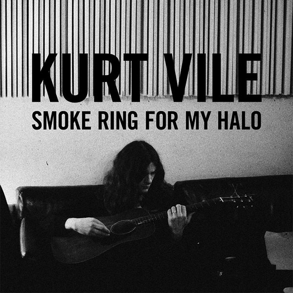 Copertina Disco Vinile 33 giri Smoke Ring for My Halo di Kurt Vile
