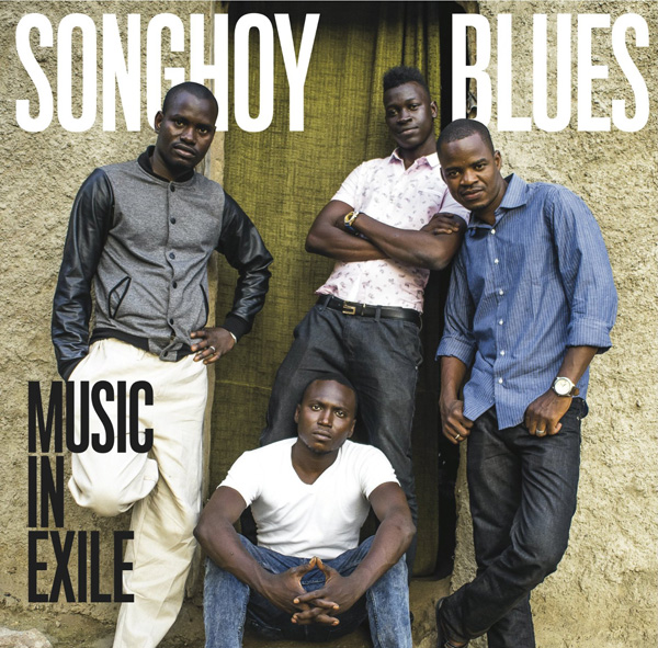 Copertina Disco Vinile 33 giri Music in Exile di Songhoy Blues