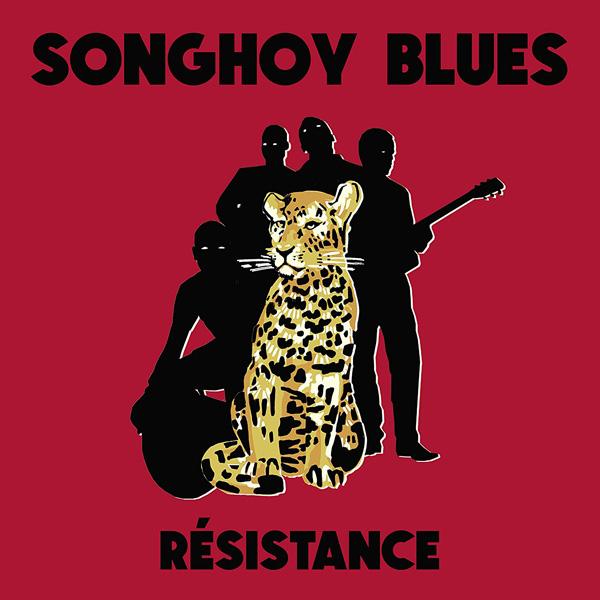 Copertina Vinile 33 giri Resistance di Songhoy Blues