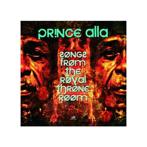 Copertina Disco Vinile 33 giri Songs From The Royal Throne Room di Prince Alla