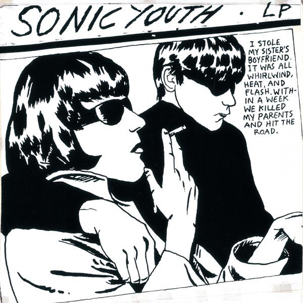 Copertina Disco Vinile 33 giri Goo [Cofanetto 4xLP] di Sonic Youth