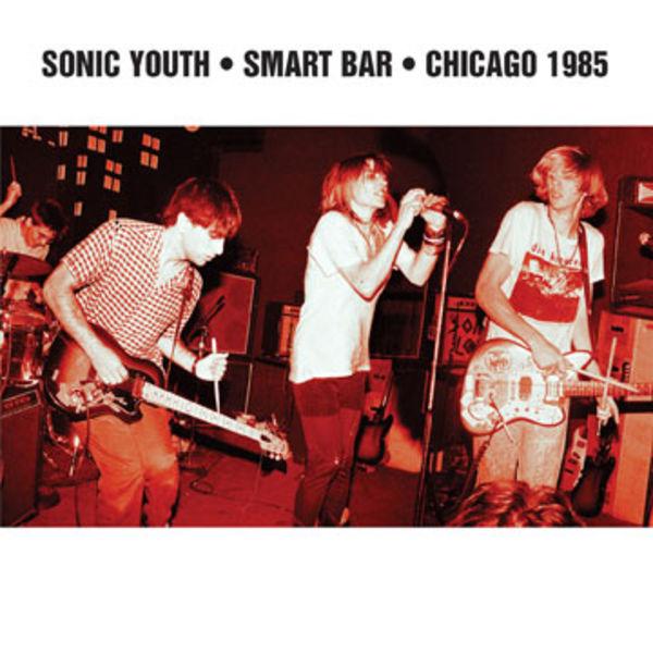 Copertina Disco Vinile 33 giri Smart Bar Chicago 1985 [2 LP] di Sonic Youth