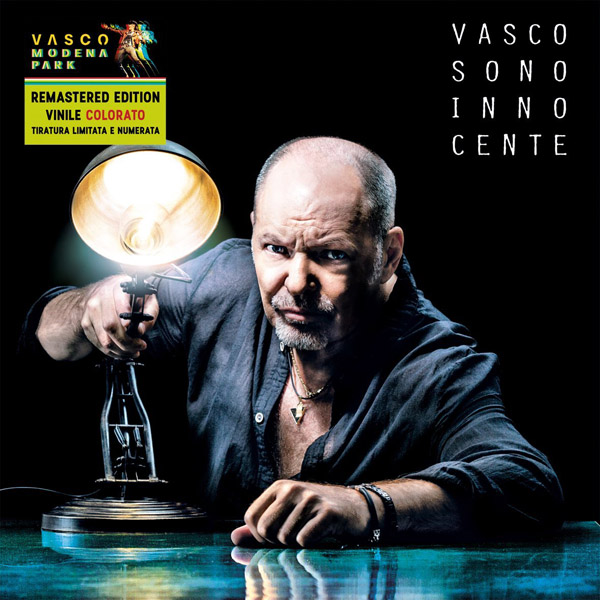 Copertina Vinile 33 giri Sono Innocente [2 LP] di Vasco Rossi