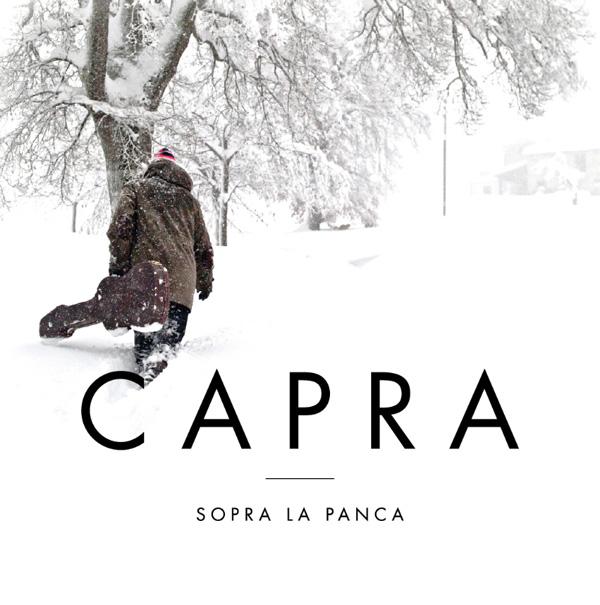 Copertina Disco Vinile 33 giri Sopra la Panca di Capra