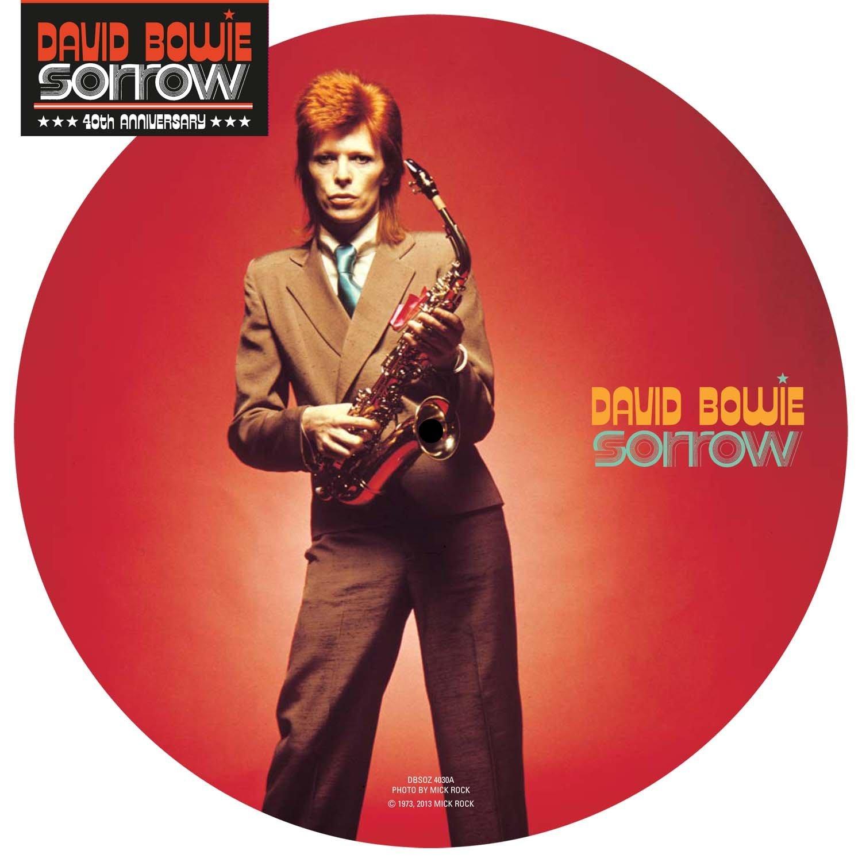picture disc vinile  Disco Vinile Sorrow [45 Giri Picture Disc] - David Bowie su ...