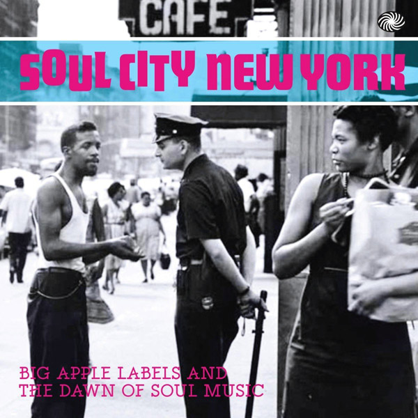 Copertina Disco Vinile 33 giri Soul City New York [2 LP] di