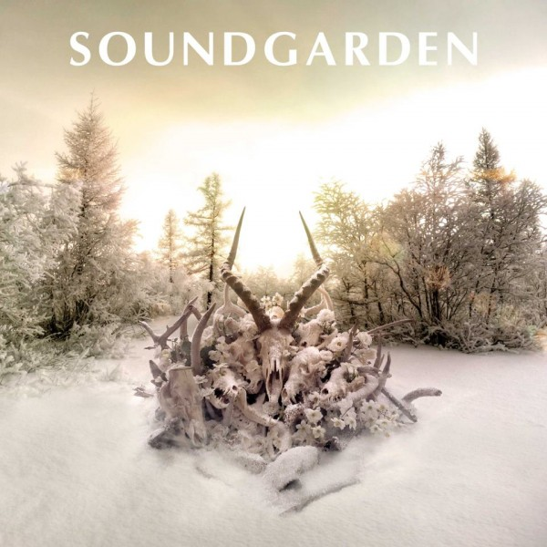 Copertina Disco Vinile 33 giri King Animal [2 LP] di Soundgarden