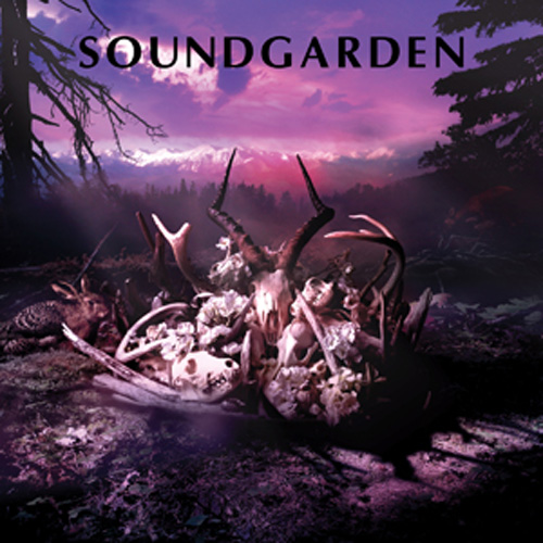 "Copertina Disco Vinile 33 giri King Animal Demos [Vinile 10"" LP] di Soundgarden"