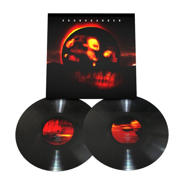 Copertina Disco Vinile 33 giri Superunknown [2 LP] di Soundgarden