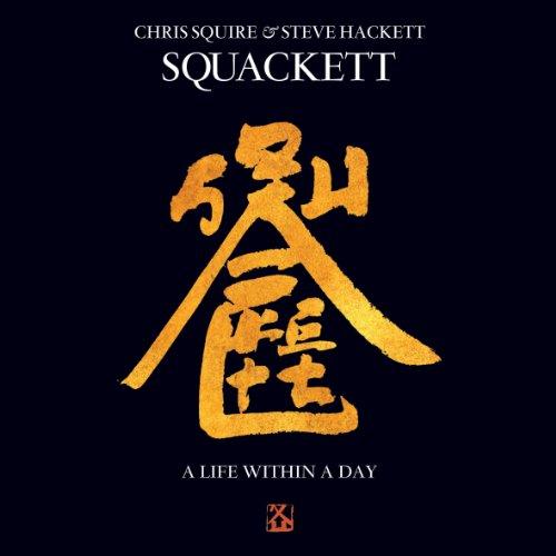 Copertina Disco Vinile 33 giri A Life Within A Day di Squackett