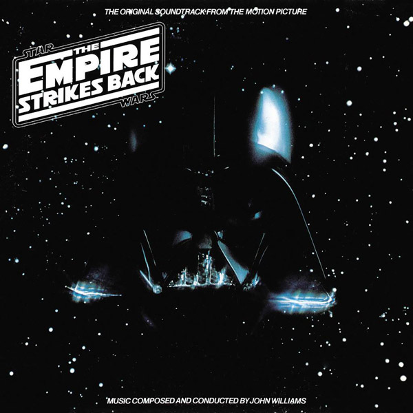 Copertina Disco Vinile 33 giri Star Wars V: L'Impero Colpisce Ancora di John Williams
