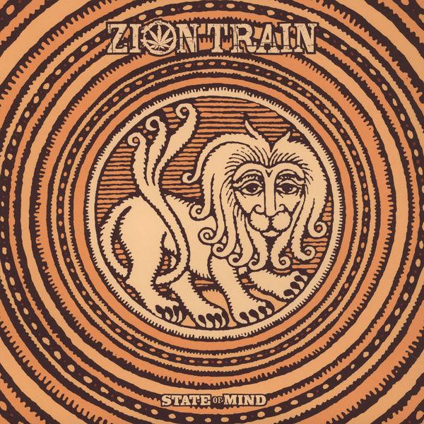 Copertina Disco Vinile 33 giri State Of Mind [2 LP] di Zion Train