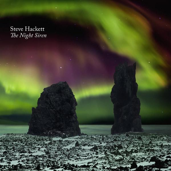 Copertina Vinile 33 giri The Night Siren [2LP + CD] di Steve Hackett