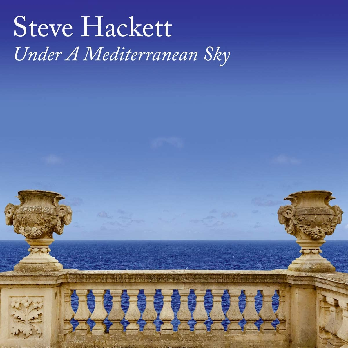 Copertina Vinile 33 giri Under a Mediterranean Sky [2LP + CD] di Steve Hackett