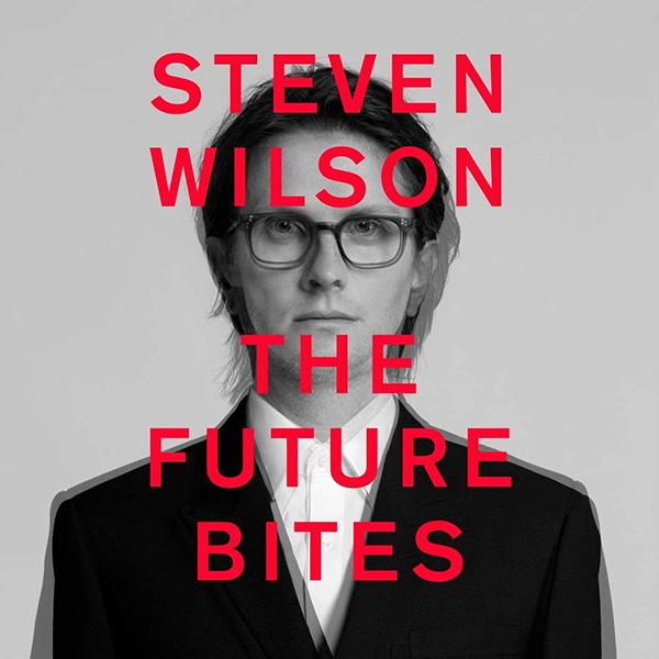 Copertina Vinile 33 giri The Future Bites di Steven Wilson