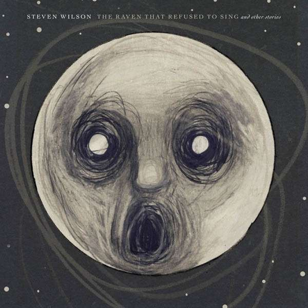 Copertina Disco Vinile 33 giri The Raven That Refused to Sing [2 LP] di Steven Wilson