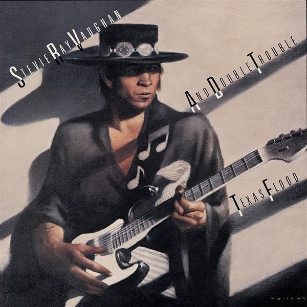 Copertina Disco Vinile 33 giri Texas Flood  di Stevie Ray Vaughan