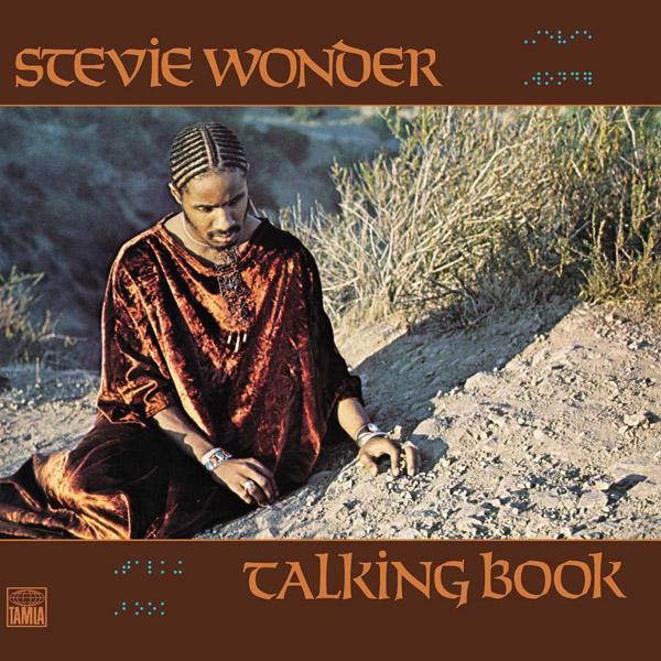 Copertina Disco Vinile 33 giri Talking Book di Stevie Wonder