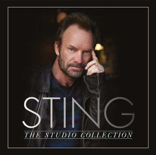 Copertina Disco Vinile 33 giri The Studio Collection [Cofanetto 11xLP]  di Sting