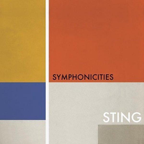 Copertina Disco Vinile 33 giri Symphonicities [2 LP] di Sting