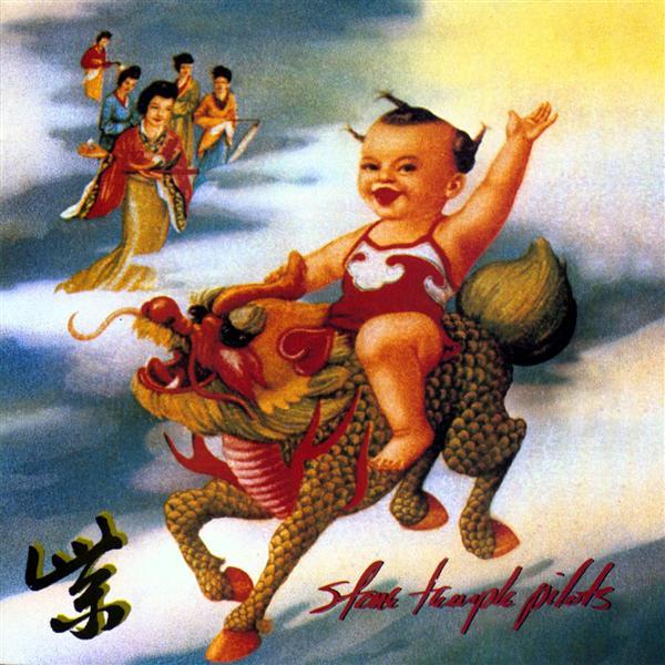 Copertina Disco Vinile 33 giri Purple di Stone Temple Pilots
