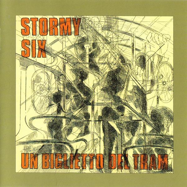 Copertina Disco Vinile 33 giri Un Biglietto Del Tram di Stormy Six