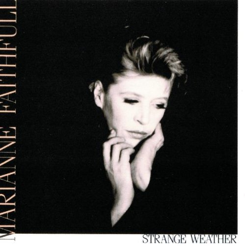Copertina Disco Vinile 33 giri Strange Weather [2 LP] di Marianne Faithfull