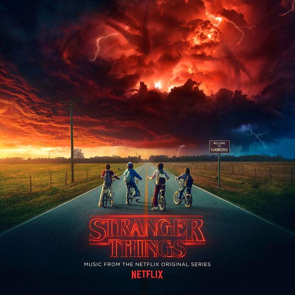 Copertina Vinile 33 giri Stranger Things [Soundtrack 2xLP] di Acquista il Doppio Vinile Nuovo OnLine