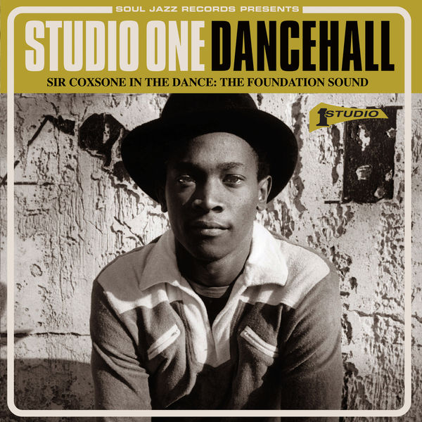 Copertina Disco Vinile 33 giri Studio One Dancehall [3 LP] di Artisti Vari
