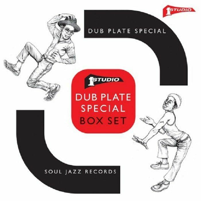 Copertina Vinile 33 giri Studio One Dub Plate Special   di