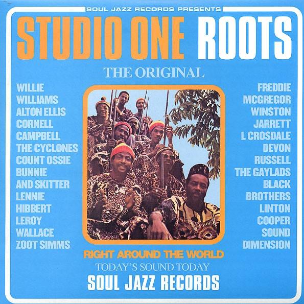 Copertina Vinile 33 giri Studio One Roots [2 LP] di Artisti Vari
