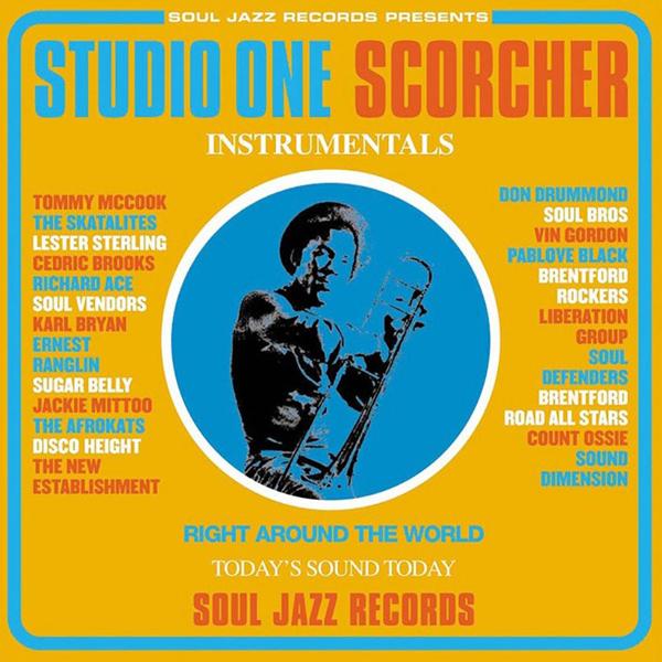 Copertina Vinile 33 giri Studio One Scorcher [3 LP] di Artisti Vari